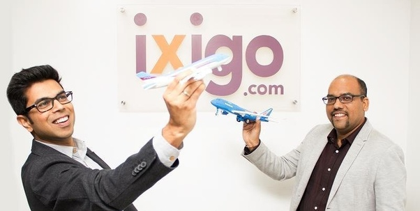 Who owns ixigo? - Quora