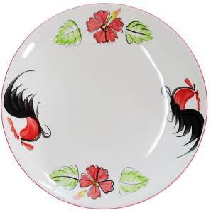 So called u201cRooster Dishu201d is the most famous ceramic ware in the country. Itu0027s the specialty product of Lumpang province and if you are a Thai family you ...  sc 1 st  Quora & What are the best dish for Thailand dish? - Quora