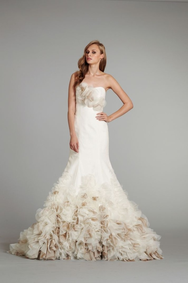 Which colors are favorable for a wedding dress? - Quora