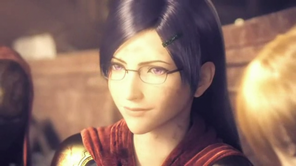Who is the coolest looking female video game character ...