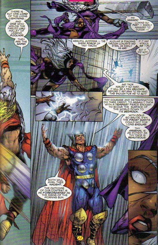 thor and storm dating