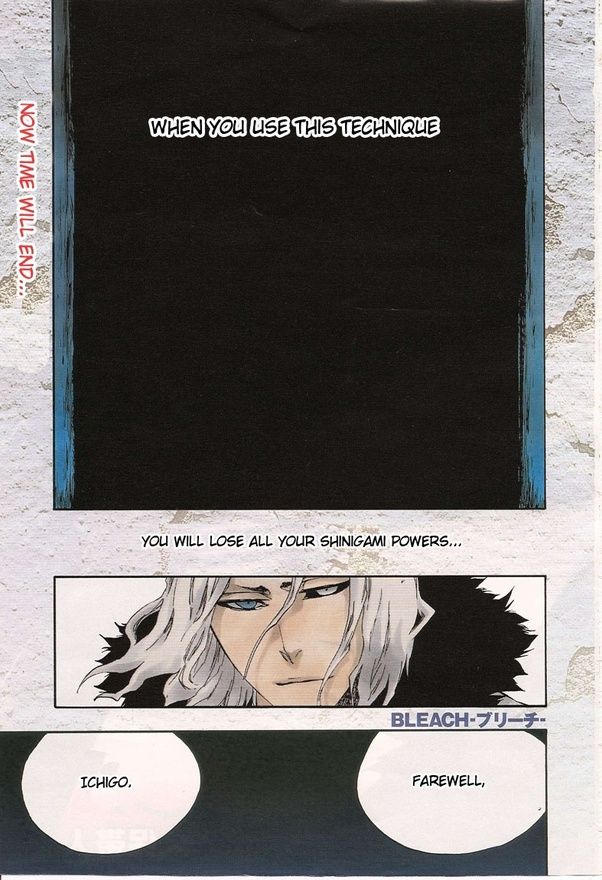 How strong is Ichigo's with his new/true Shikai when