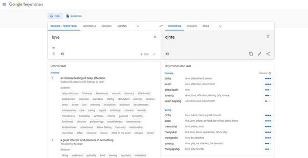 Adakah Aplikasi Terjemahan Yang Lebih Bagus Dari Google Translate Quora