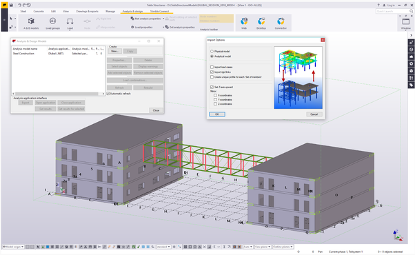 How is Tekla structural software for structure designs? - Quora