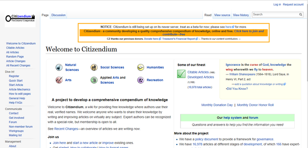 Is there any competitor to Wikipedia? - Quora
