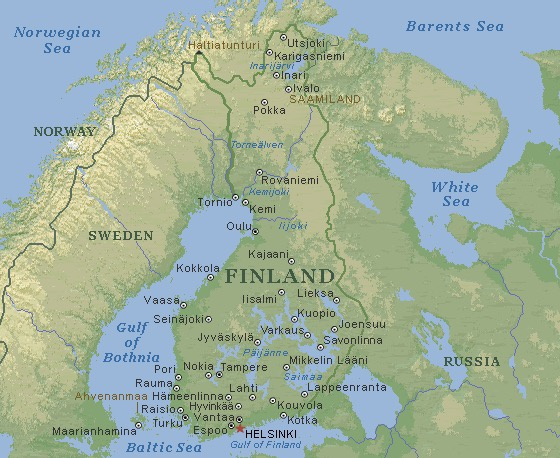 Why Is Finland Not Considered A Scandinavian Country Quora