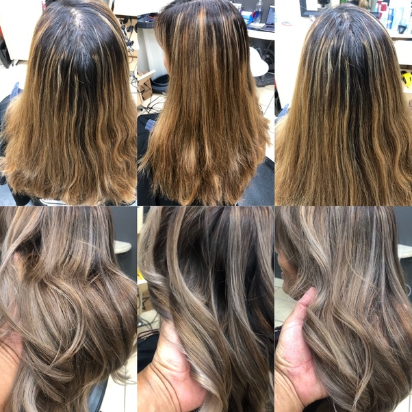 Can You Use Toner Straight After Bleaching Your Hair?