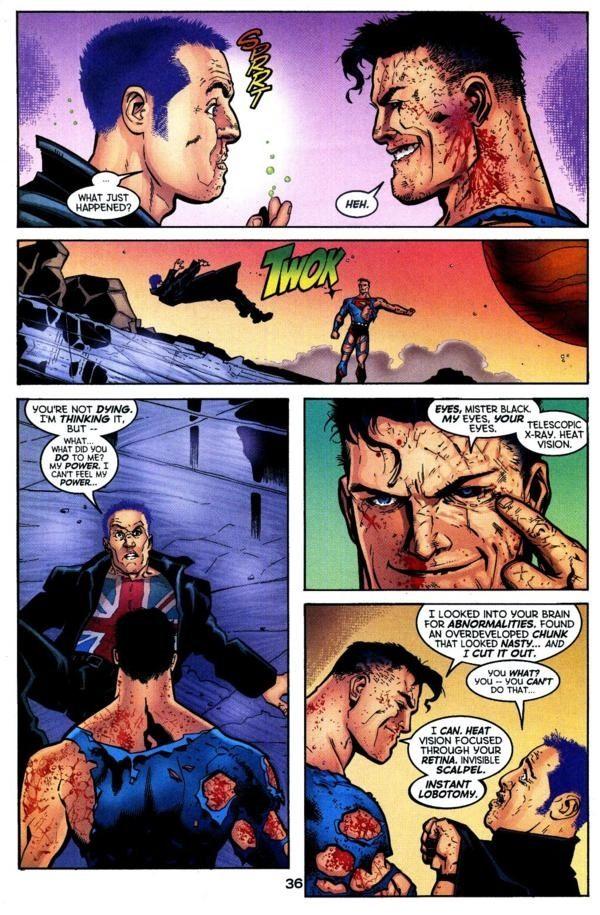 main qimg 5fc024113a95d5f0df05c4f36a6b0df9 c - ¿Quién ganaría en una pelea entre Superman y Wolverine?
