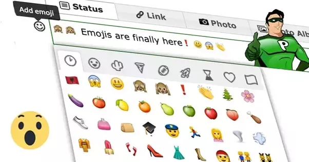 is there a shortcut code on facebook for the tears of joy emoji quora