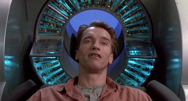 In The Original Total Recall 1990 Was It Really All A Dream Quora