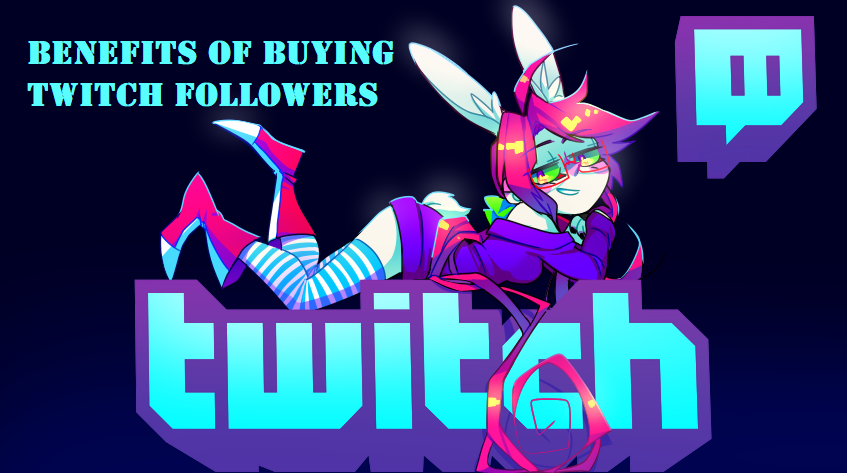 What are the benefits of buying twitch followers? - Quora
