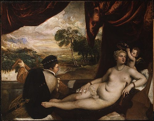 Paintings renaissance erotic
