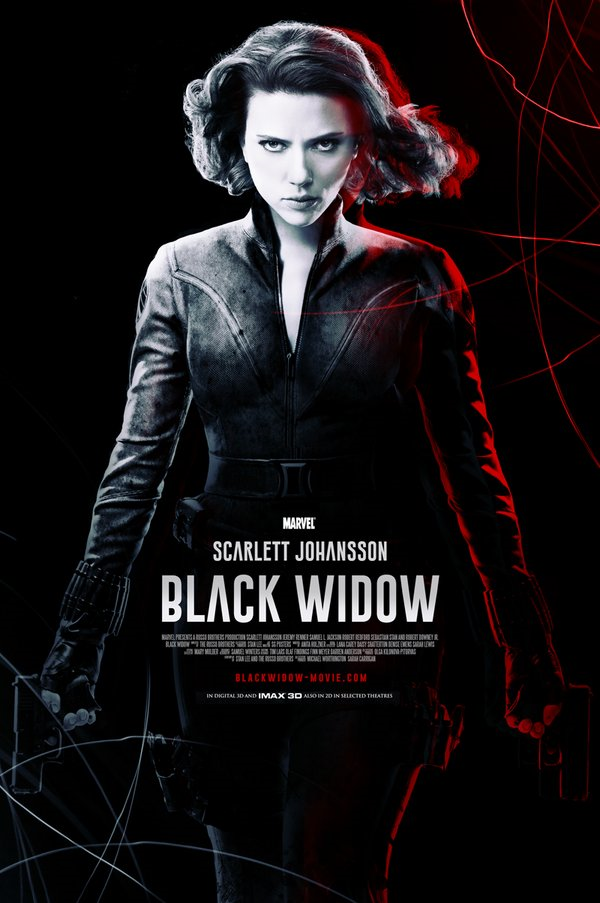 What will be the new Black Widow movie theory about the