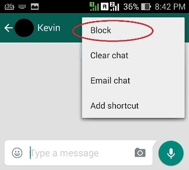 how to permanently delete a contact from whatsapp