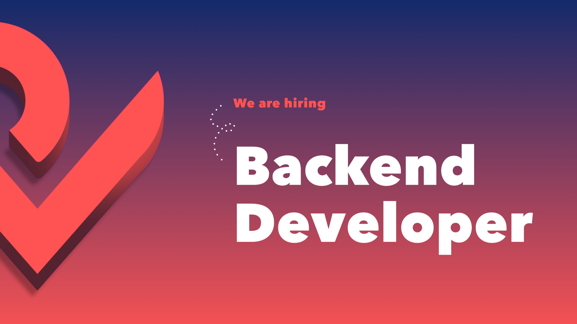 Image result for hiring Back End Developer