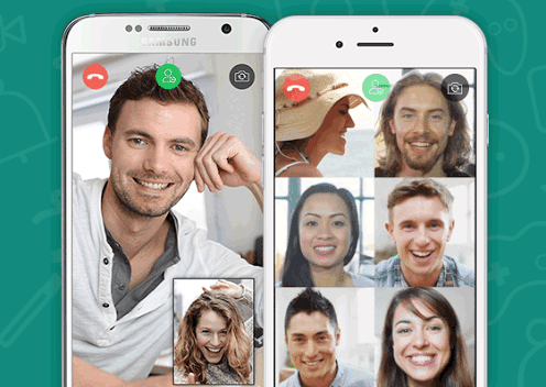 How to make group calls in WhatsApp - Quora