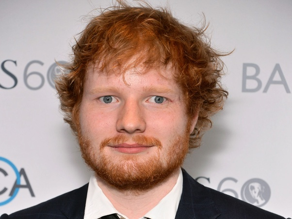 What Color Are Ed Sheeran's Eyes?