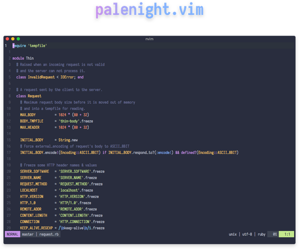 What are some of the best Vim color schemes? - Quora