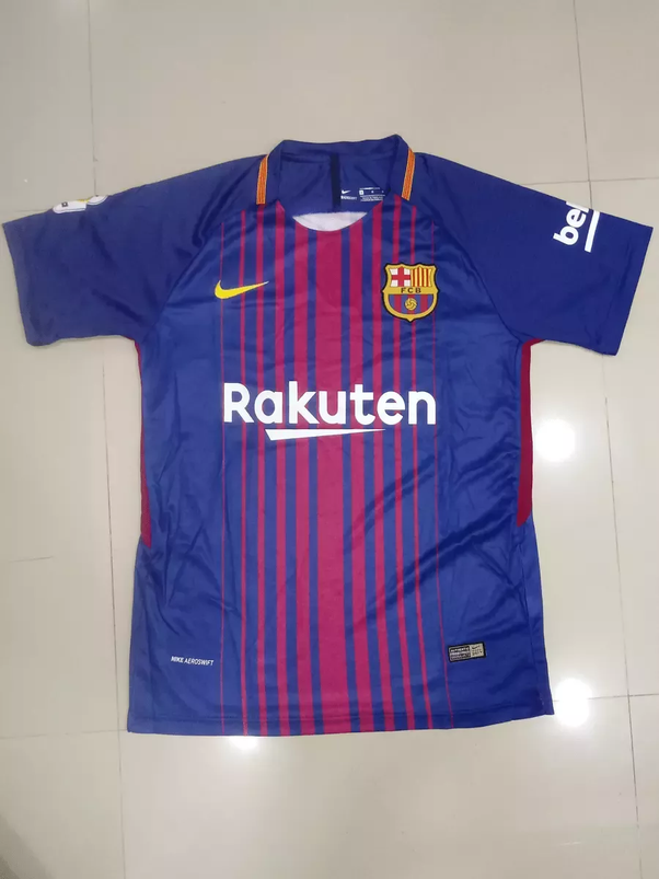 brand new 7dad5 a48e2 How to buy football jerseys in India - Quora