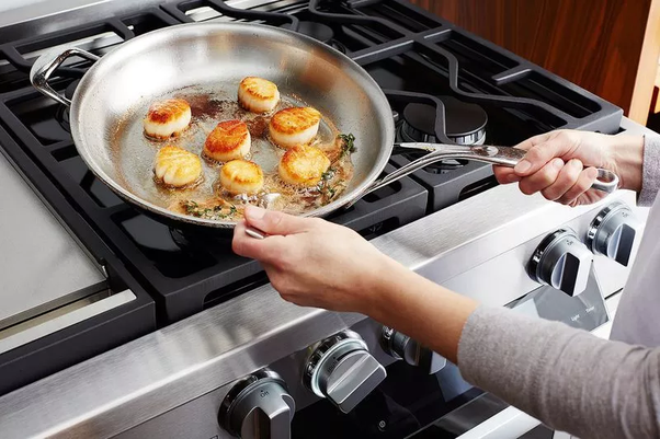 Can I Put A Stainless Steel Pan In The Oven Quora