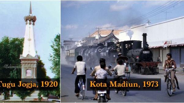 Adakah Foto Indonesia Masa Lampau Yang Ingin Kamu Bagikan Quora