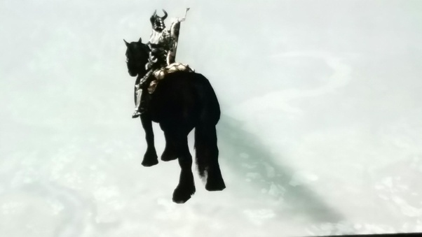 What are the funniest things in Skyrim that has ever happened to you