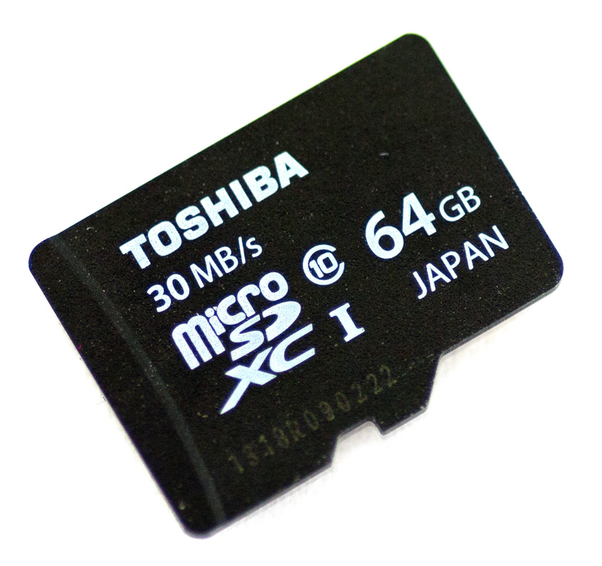 MicroSD is the abbreviation Secure Digital. As a flash card, it is removable and designed to store data on a Smartphone or other mobile devices.