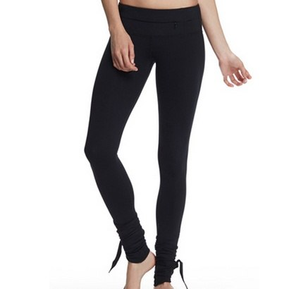 Why do many females choose to wear leggings or tights to ...