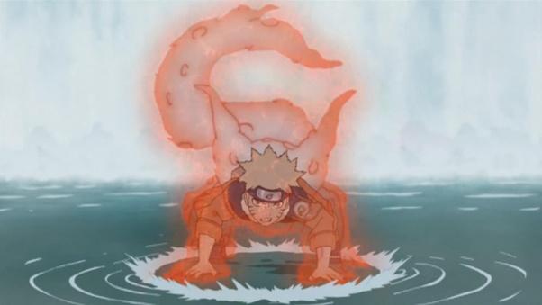 Who Would Win Naruto Nine Tailed Fox Or Naruto Kyuubi Chakra Mode Quora