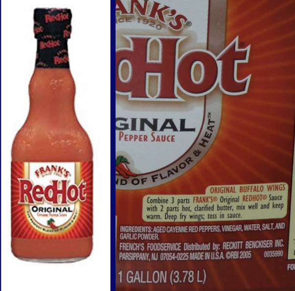 Why Is Frank S Red Hot Hot Sauce So Good Quora