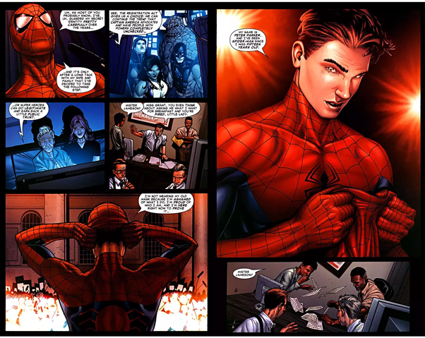 What would happen if J Jonah Jameson found out Spider Man's secret