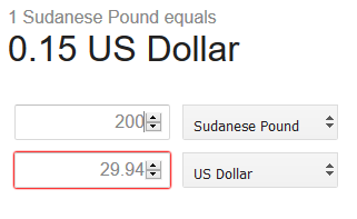What Would 200 Pounds Equal In American