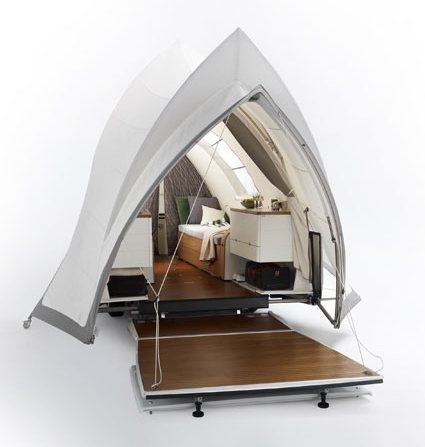 I absolutely love the look of the Opera luxury c&er [1] though itu0027s ridiculously expensive (in my opinion; more expensive than a large luxury caravan)  sc 1 st  Quora & Camping: What are the coolest tents or camper trailers? - Quora