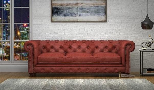 Superb What Is The Best Sofa Leather Or Fabric Quora Inzonedesignstudio Interior Chair Design Inzonedesignstudiocom