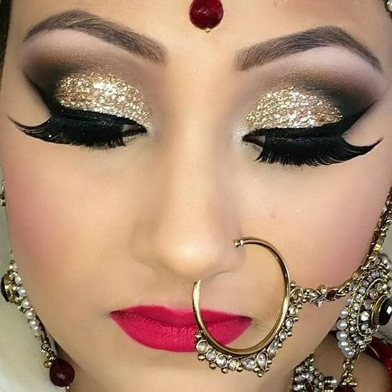 Indian Bridal Eye Makeup: Why Do We Find A Best Salon For The Bridal Makeup?