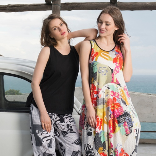b28cc02191 They have a stunning collection for ladies summer dresses that include  tunics
