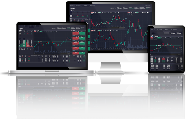 cryptocurrency trading platform software