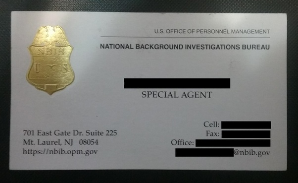 How to become a federal background investigator - Quora
