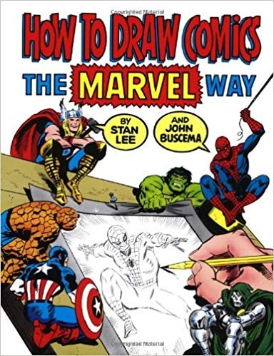 How to download How To Draw Comics the Marvel Way PDF for