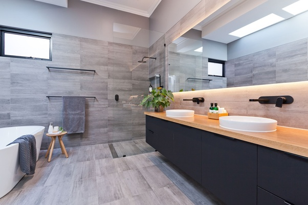 In What Order Should I Renovate My Bathroom Quora - Bathroom remodel order