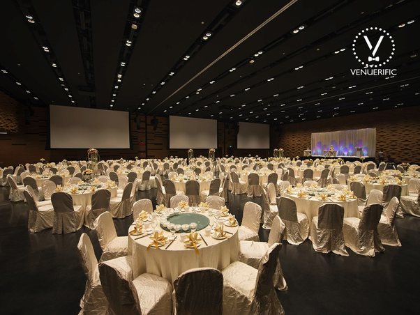 University Hall Space for a Wedding in Singapore