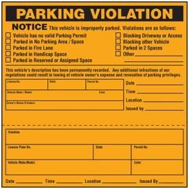 image about Printable Parking Ticket titled False Parking Ticket Printable - Free of charge Down load