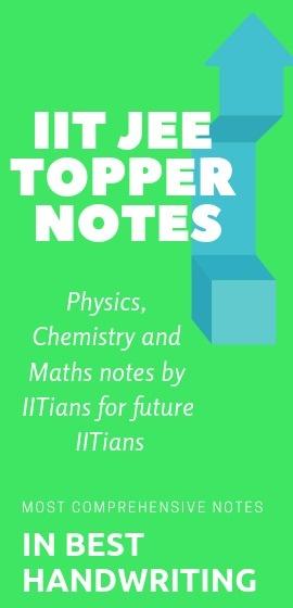 How to get handwritten notes for the IITJEE preparations - Quora