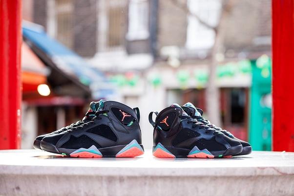 4932a3cde66b5c Nike Mens Air Jordan 7 Retro 30th