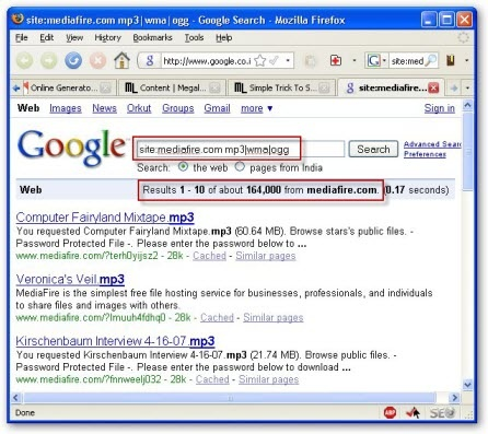 How to search and download files from MediaFire - Quora
