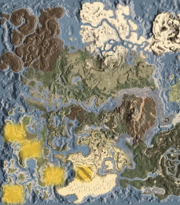 Are There Wild Crystal Wyverns On The Ragnarok Map In Ark Survival Evolved Quora