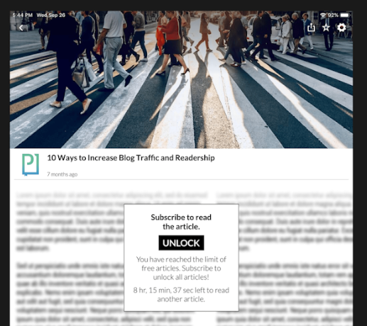 Are paywalls really effective for news websites? - Quora