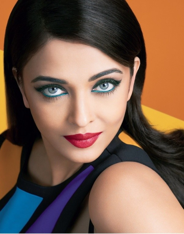Are Aishwarya Rais Eyes Natural Quora