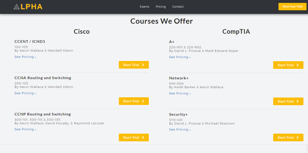 What are the best online ccna ccnp courses quora so why you are taking time just try it and get the excellent result in the end fandeluxe Choice Image