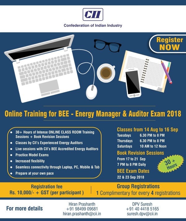 how to break energy manager energy auditor exam conducted by bee rh quora com Certified Residential Energy Auditor Certified Internal Auditor